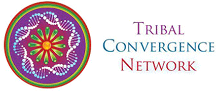 Tribal Convergence Network Logo